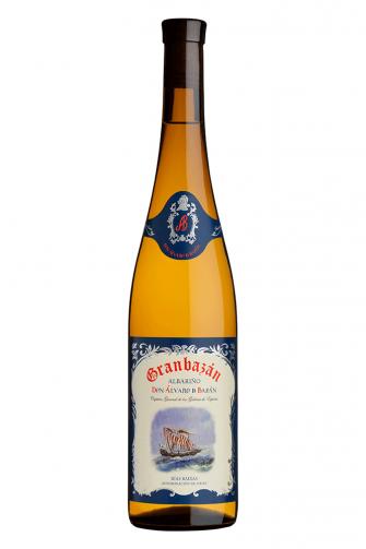 Botella de Granbazán Don Álvaro de Bazán