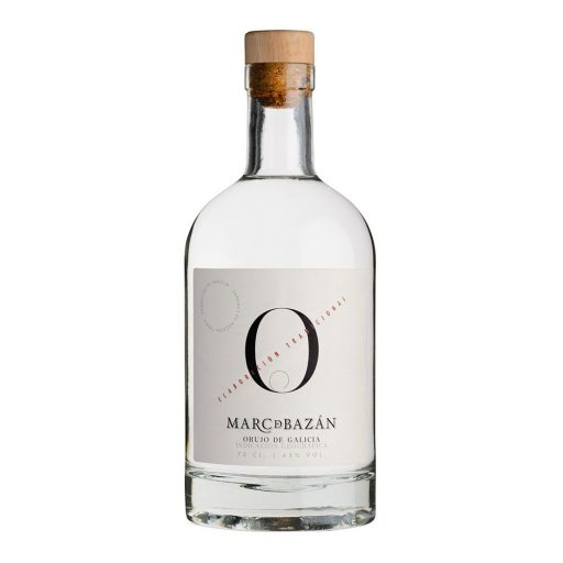 Botella de Orujo Blanco Marc de Bazán