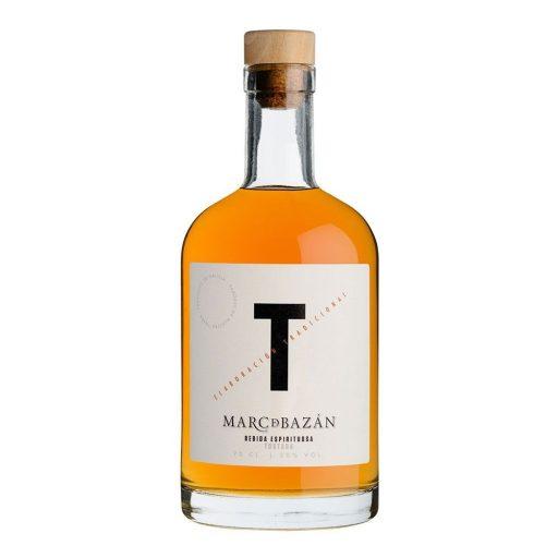 Botella tostada Marc de Bazán