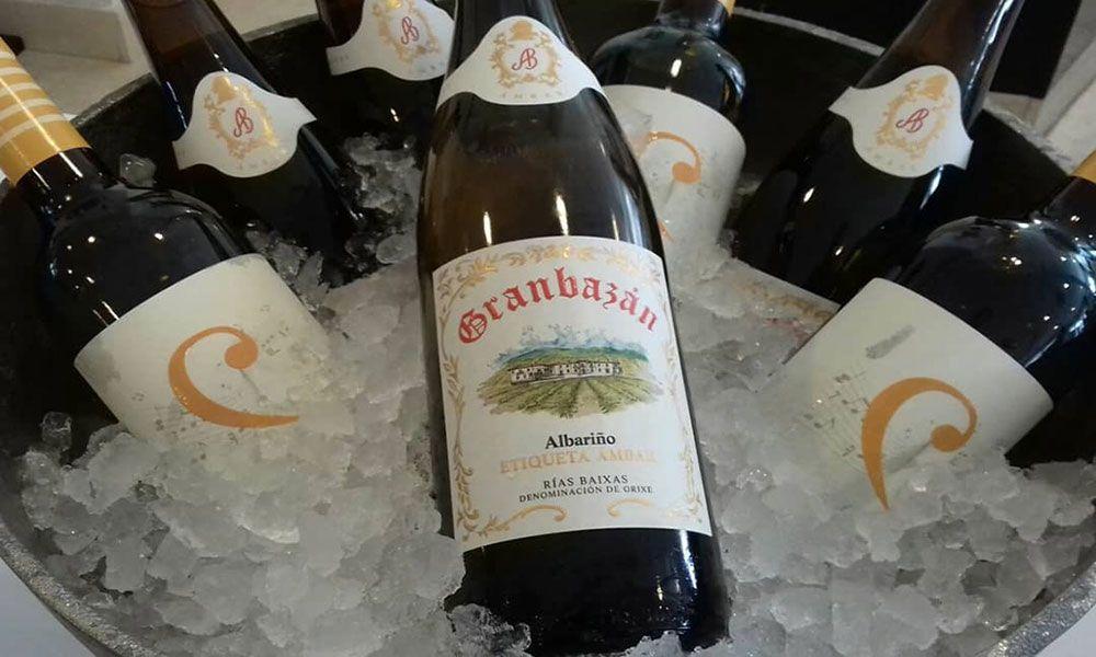 Botellas Granbazan