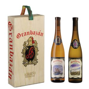 Pack de vino Limousin y Don Álvaro de Bazán