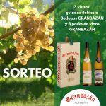 Sorteo de vino en las Foestas del Albariño en Cambados