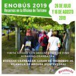 Enobús 2019 en Bodegas GRANBAZÁN