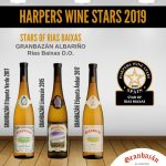 Harpers Wine Stars 2019 premia los vinos de Bodegas GRANBAZÁN