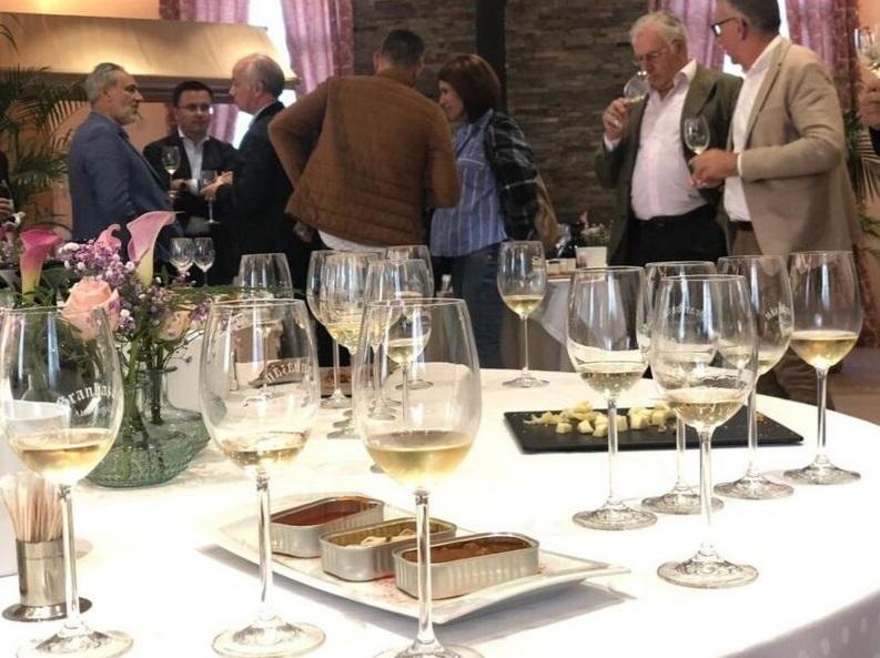 Degustación de vinos GRANBAZÁN