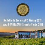 AWC Vienna 2019 premia a Bodegas GRANBAZÁN
