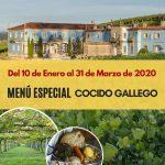 Cocido Gallego 2020 en Bodegas Granbazán