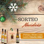 Sorteo de estuche de vino Aldán en Bodegas GRANBAZÁN