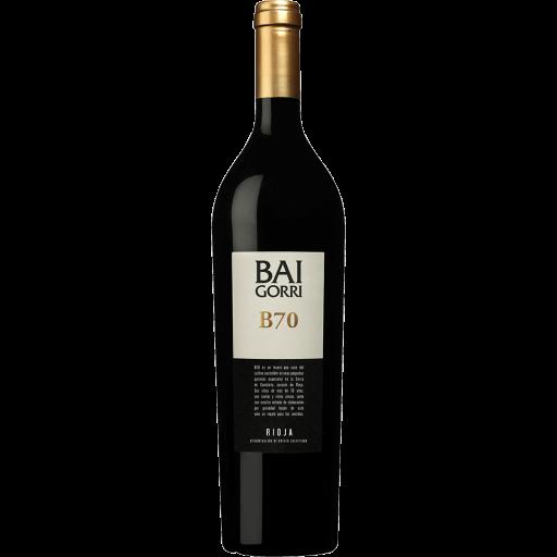 Botella de Baigorri B70
