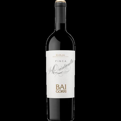 Botella de Baigorri Finca La Quintanilla