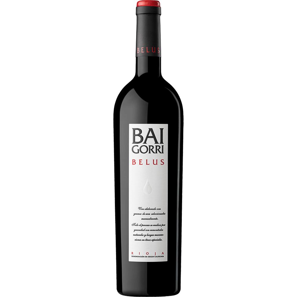 Botella de Baigorri Belus