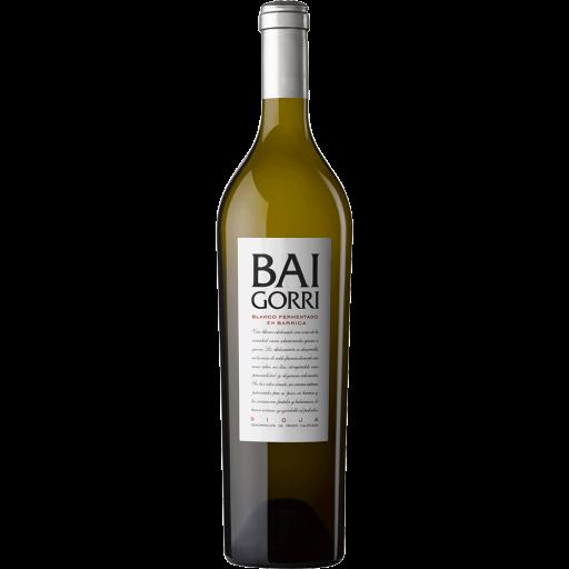 Botella de Baigorri Blanco Blanco Fermentado en Barrica