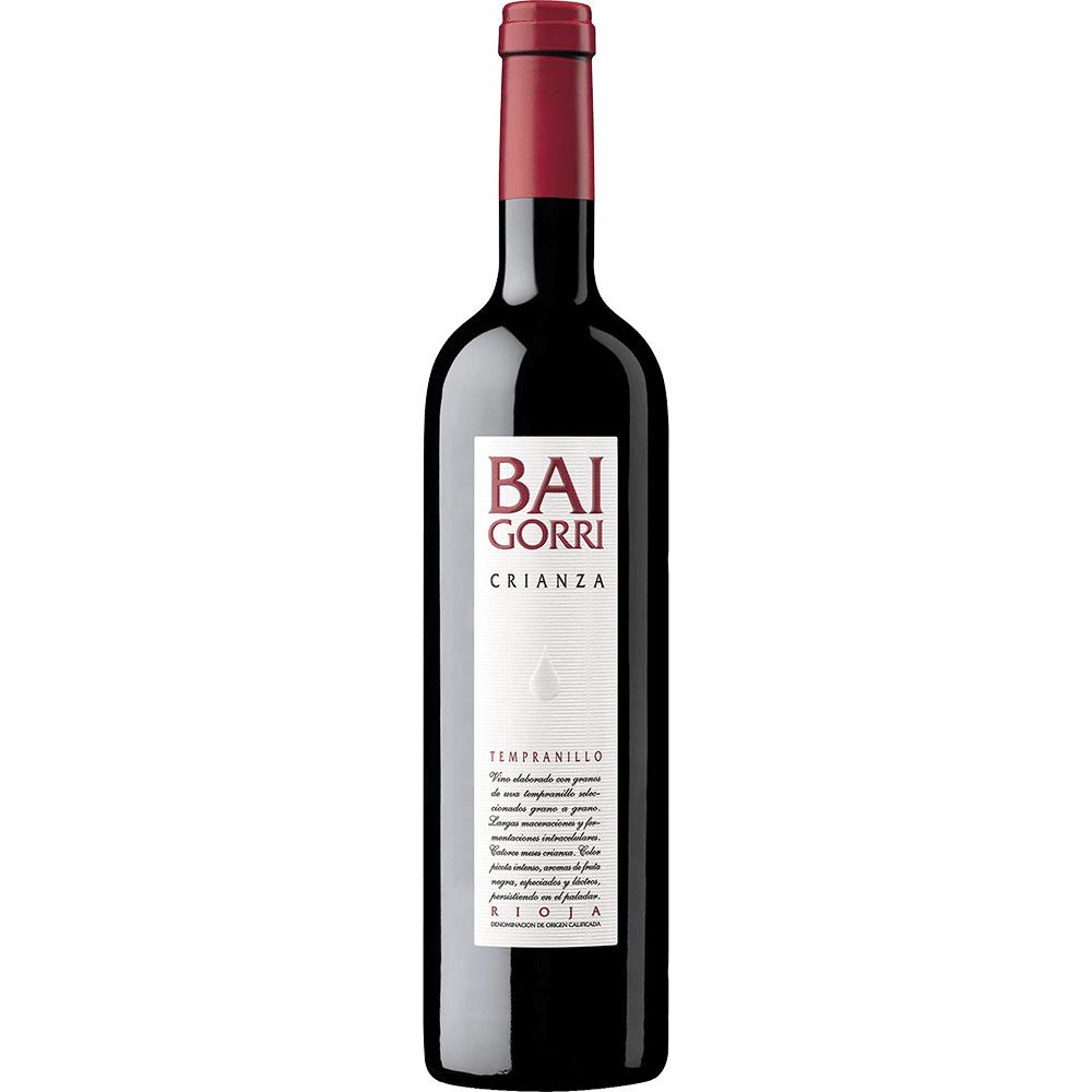 Botella de Baigorri Crianza