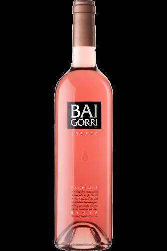 Botella de Baigorri Rosado