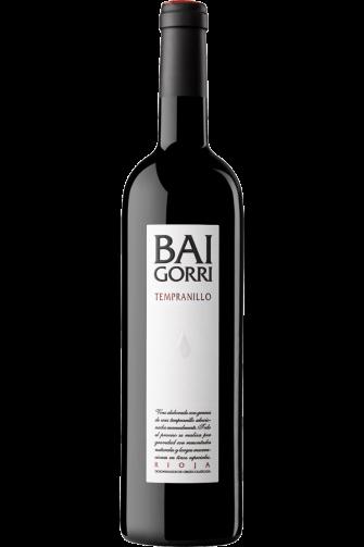 Botella de Baigorri Tempranillo