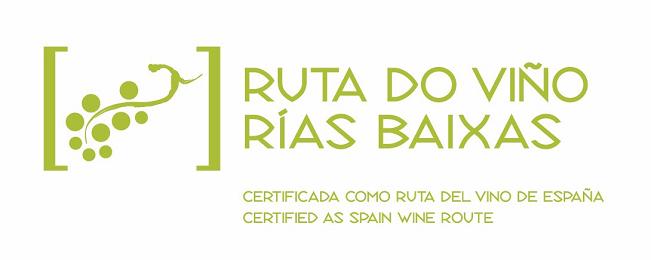 Logo de la Ruta del vino Rias Baixas
