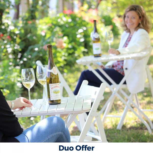 Experiences in Granbazan. DUO offer