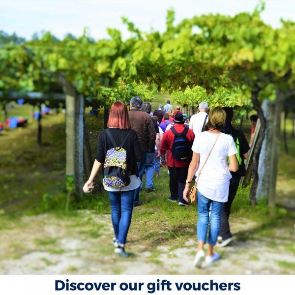 Experiences in Granbazan. Gift vouchers