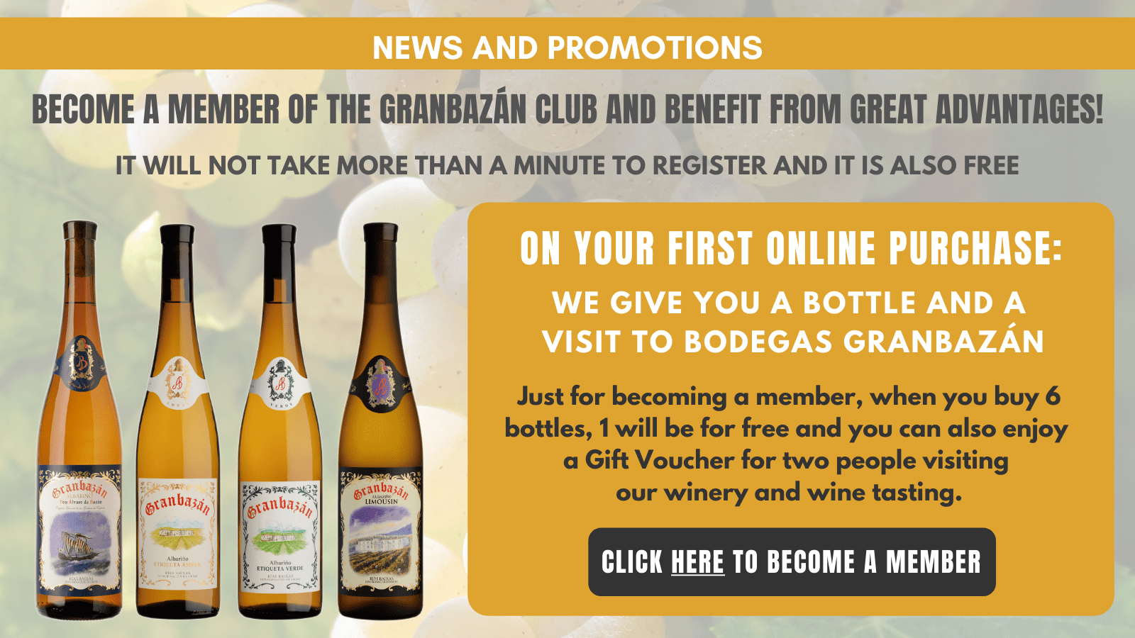Club Granbazan Advantages