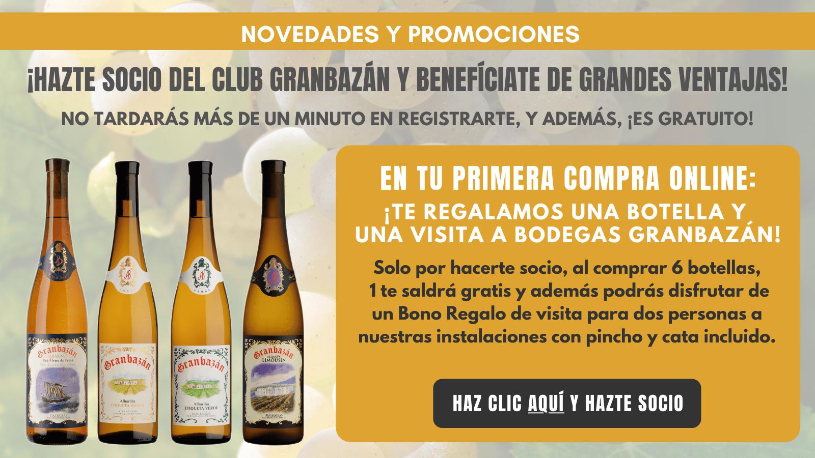 Club Granbazan Ventajas