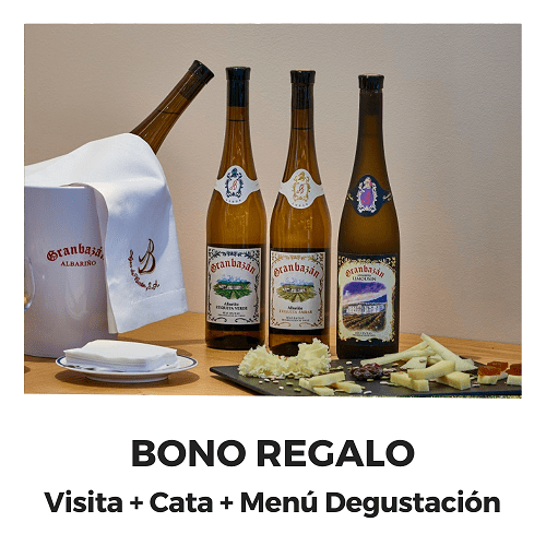 Bono Regalo Visita + Cata + Menú Degustación