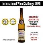 The Best Spanish White Wine by International WIne Challenge