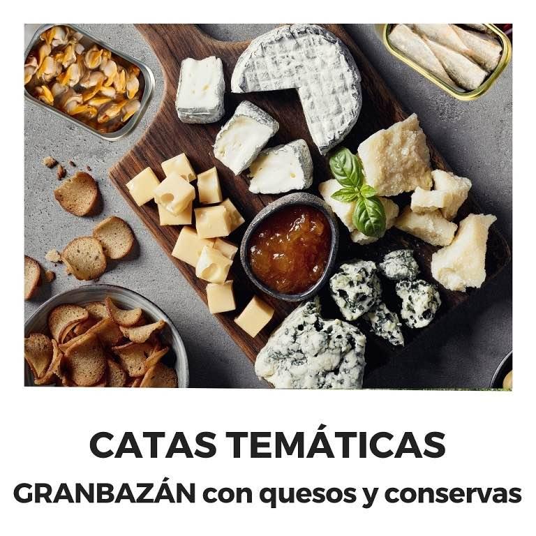 Catas tematicas Bodegas Granbazán