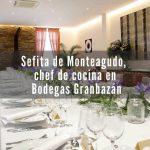 Gastronomía gallega con Sefita de Monteagudo en Bodegas Granbazán