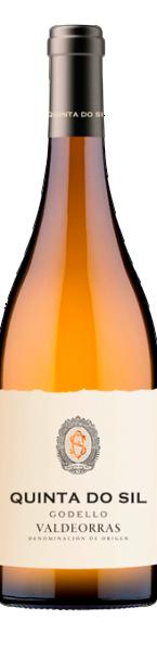 Botella de Quinta do Sil